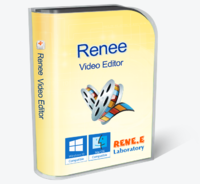 Renee Video Editor MacOS boxshot