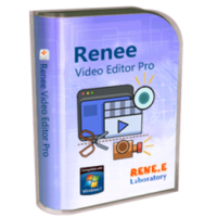 Renee Video Editor Pro - 1 PC 1 year boxshot