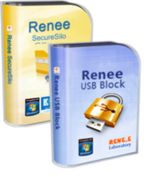 [Bundle] Renee USB Block & Renee SecureSilo boxshot